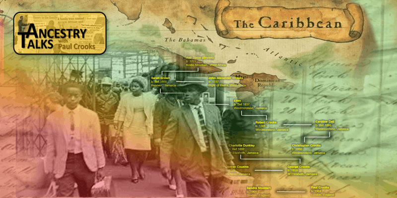 Beyond Windrush: Tracing African Caribbean Ancestry by Ancestry Talks post thumbnail